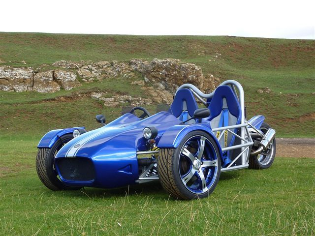 Mev Tr1ke 3 Wheel Kit Cars Reverse Trike The Standard Plant Is 150 Hp 998cc Yamaha R1 Engine And Transmission Obtained From Donor