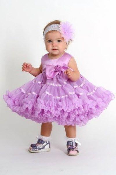 f77259bcafa Платье из фатина для девочки (32 фото)