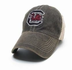 d4128febf96f0 South Carolina Gamecocks Legacy Old Favorite Trucker Hat