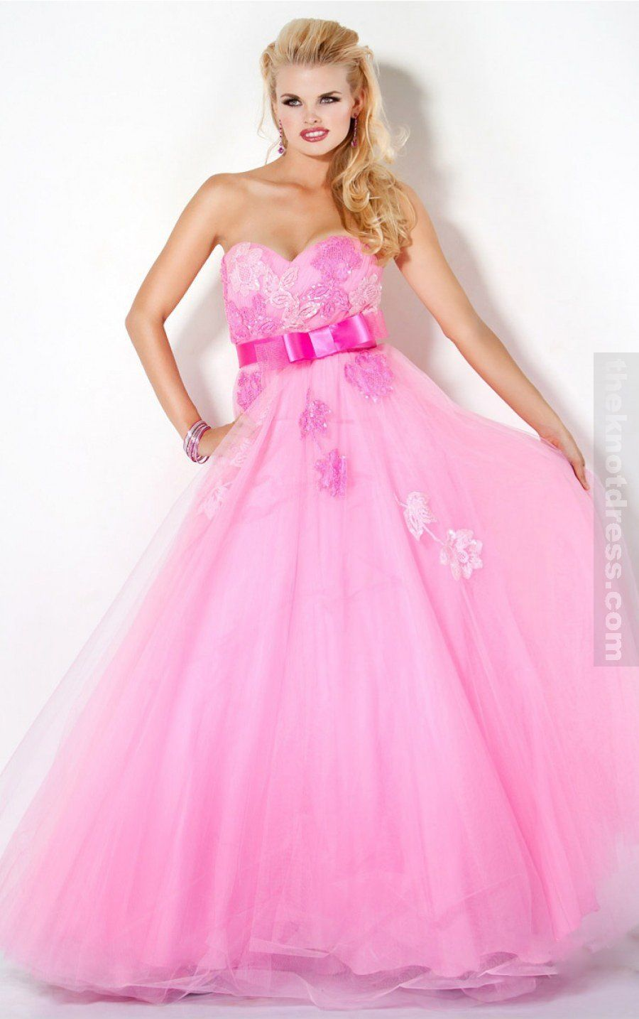 Pink Princess Dresses - RP Dress