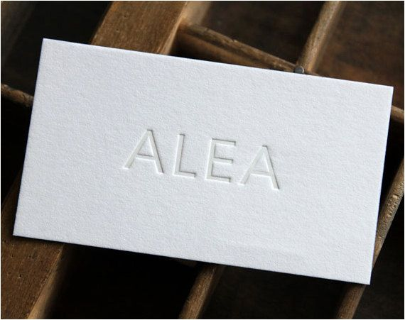 100 Letterpress Business Cards 1color 1 Side 600gsm Cotton Paper Crane S Le Business Cards Watercolor Watercolor Business Cards Letterpress Business Cards