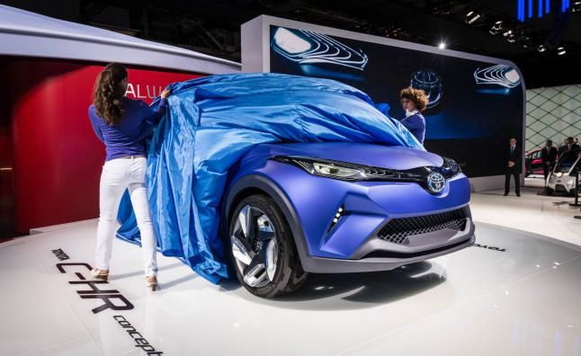 Another CX3 Rival Expected