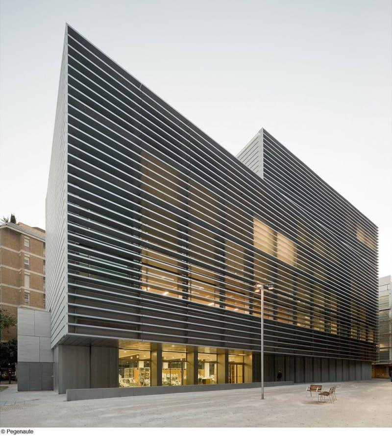 Bcq arquitectura barcelona pedro pegenaute tesorer a de for Oficina de la seguridad social mas cercana