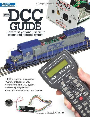 the dcc guide how to select and use your command control system rh pinterest com dcc wiring books DCC Wiring Basics