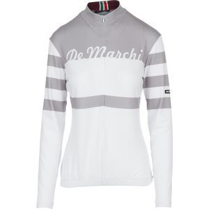 43c0d2459 De Marchi Corsa Jersey - Long Sleeve - Women s