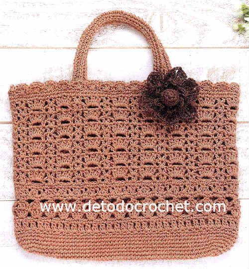 Todo crochet | Patrones de bolso, Bolsos y Patrones