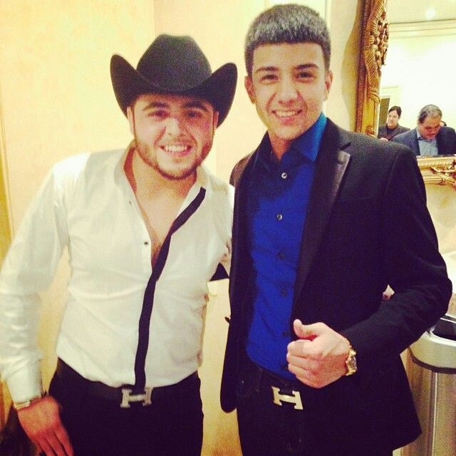 My twoo favorite guys and the cutest gerardo ortiz y Luis ...
