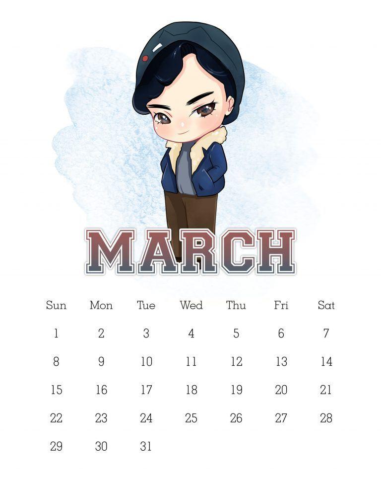 Free Printable 2020 Riverdale Calendar Календарь