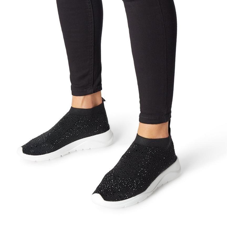 Trending sandals, Sporty sock, Dune london