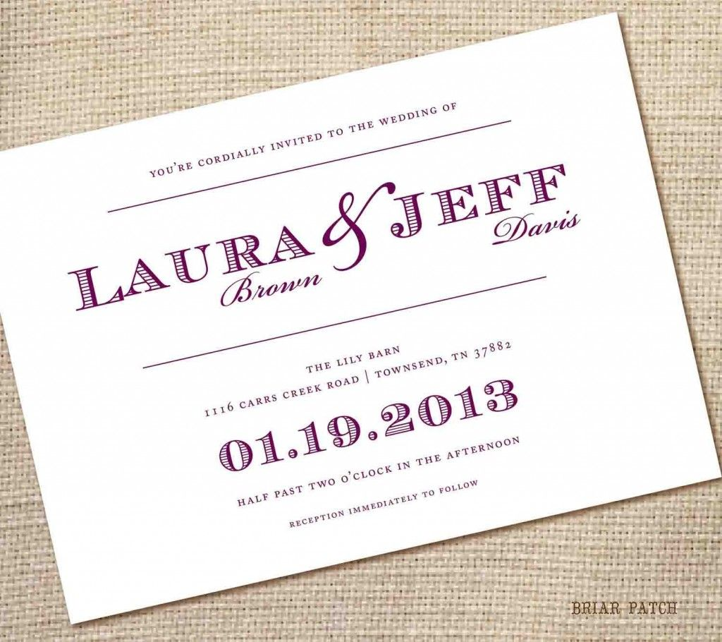 Pin by Anastasia Angela on Best Wedding Invitations Ideas ...