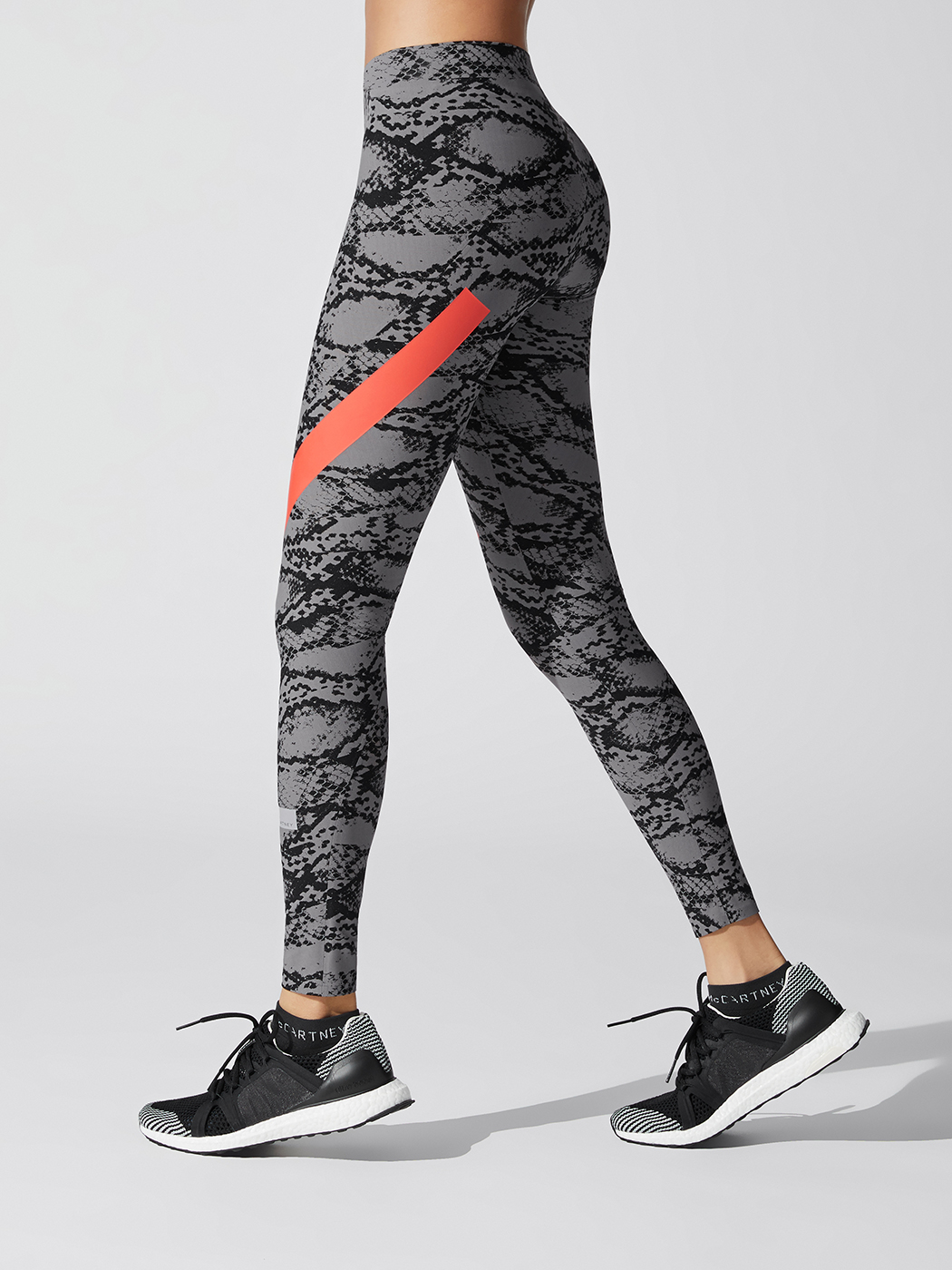 b3f1941aa6852 Adidas By Stella Mccartney ALPHASKIN TIGHT - Grey/Black - Fashion  Activewear Running