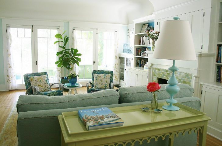 Modernes Konzept Wohnzimmer   Küchen