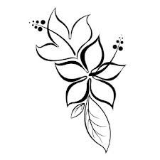 Fiori Di Ciliegio Stilizzati Cerca Con Google Idee Per Tatuaggi Tatuaggi Fiore Di Loto Tatuaggio Hawaiano