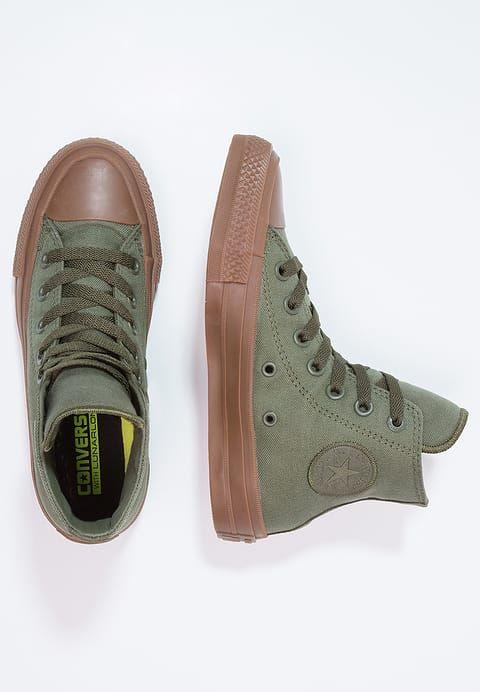 High Chuck Taylor Mit Star Ii Sneaker Converse Olivgrün All YfgvI6y7b
