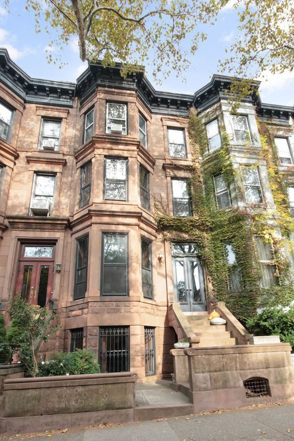 Park Slope Brownstone Asks $395 Million, and More Park, Townhouse