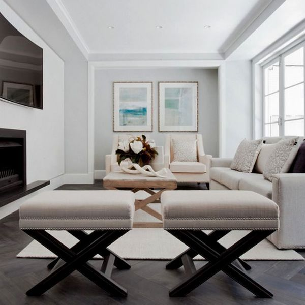 Dark Wood Floor Living Room Ideas 20 Small Living Room Ideas House