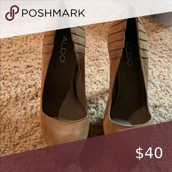 Shoes women heels, Aldo shoes, Suede shoes