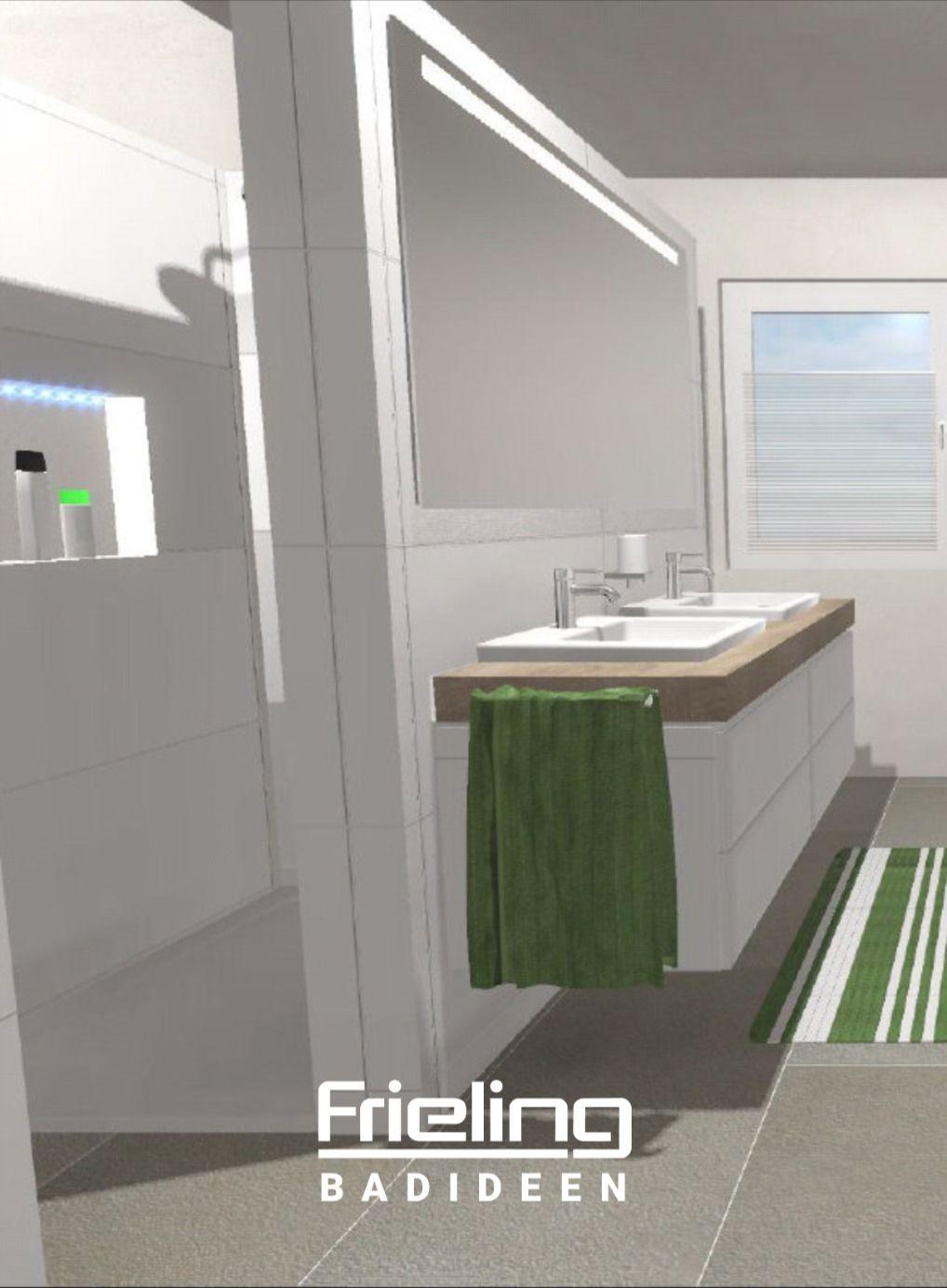 T Badezimmer   funktional und clever zugleich   Doppelwaschbecken ...