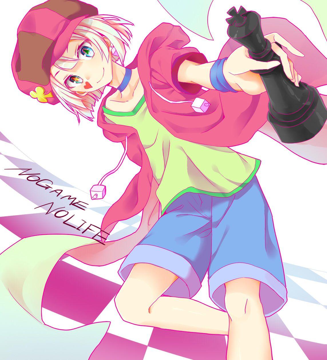 Ngnl テト まののイラスト No Game No Life Manga Games Anime