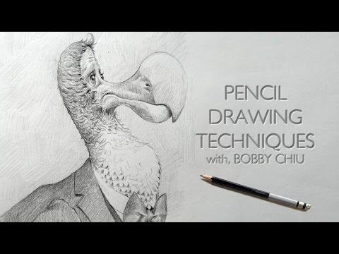 Pencil drawing techniques youtube