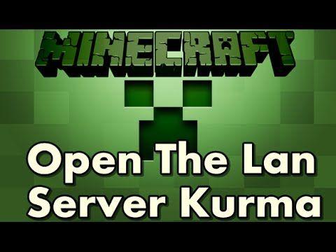 Minecraft Open The Lan Server Kurma Httpdancedancenowcom - Minecraft ps3 server erstellen deutsch