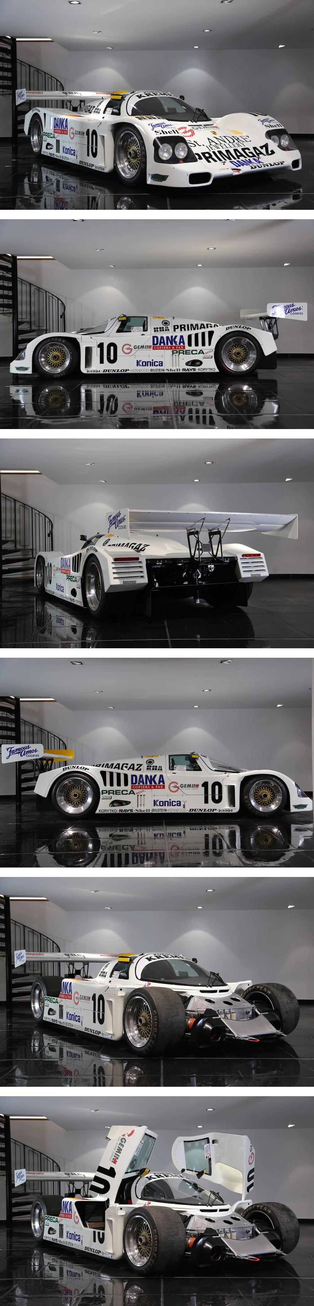 Porsche 962 LeMans