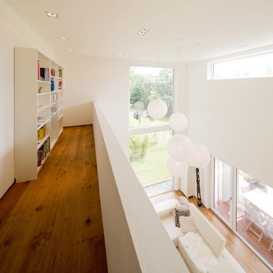 Gallerie zuk nftige projekte pinterest luftraum for Stadtvilla modern einrichten