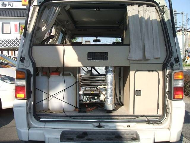 internal layout delica camper conversion campervan. Black Bedroom Furniture Sets. Home Design Ideas