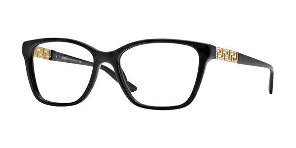 55bd86323be Versace VE3192BA Asian Fit GB1 Eyeglasses