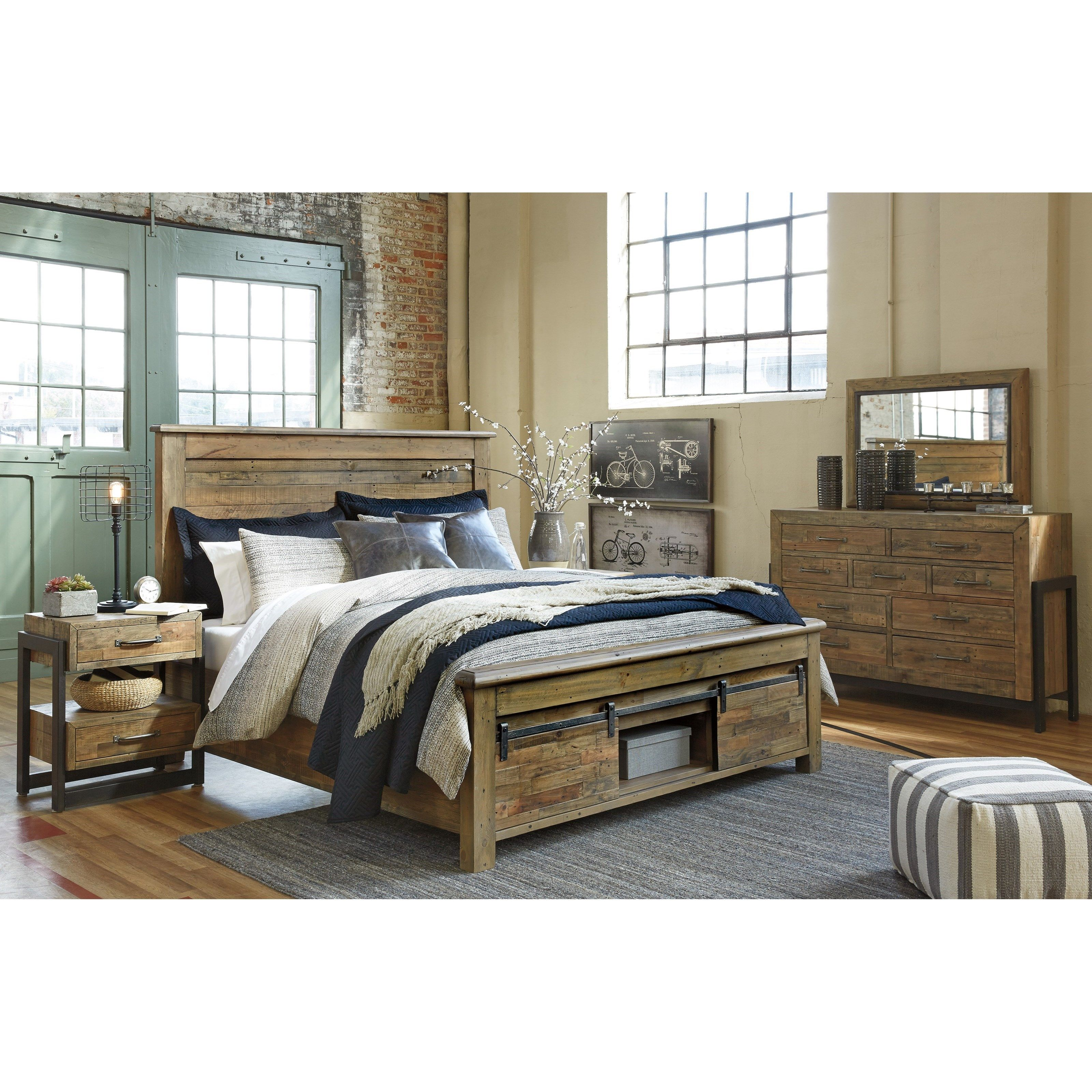 Sommerford King Bedroom Group by Signature Design by Ashley