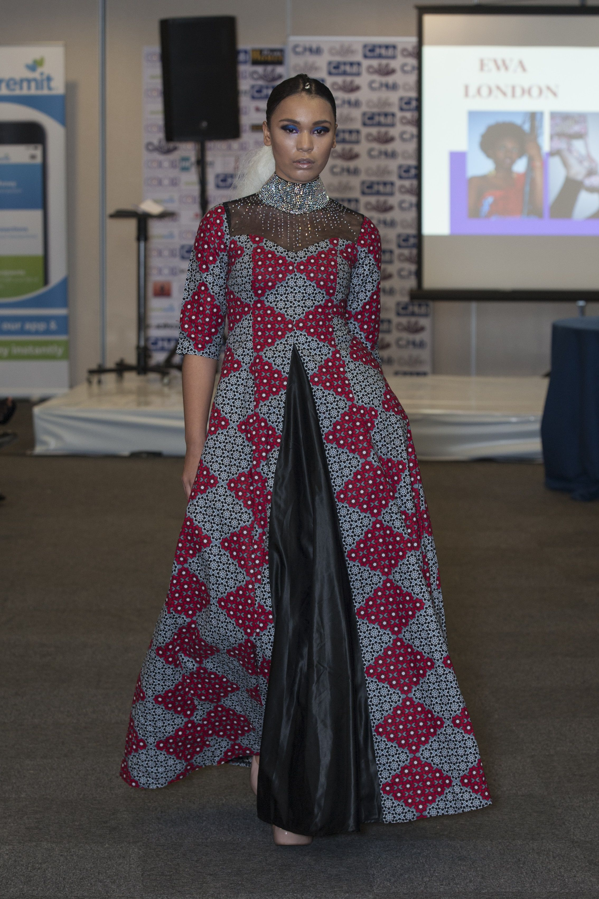 African print dresses for weddings  Nigerian wedding African print Couturedress Asoebi  Pagne