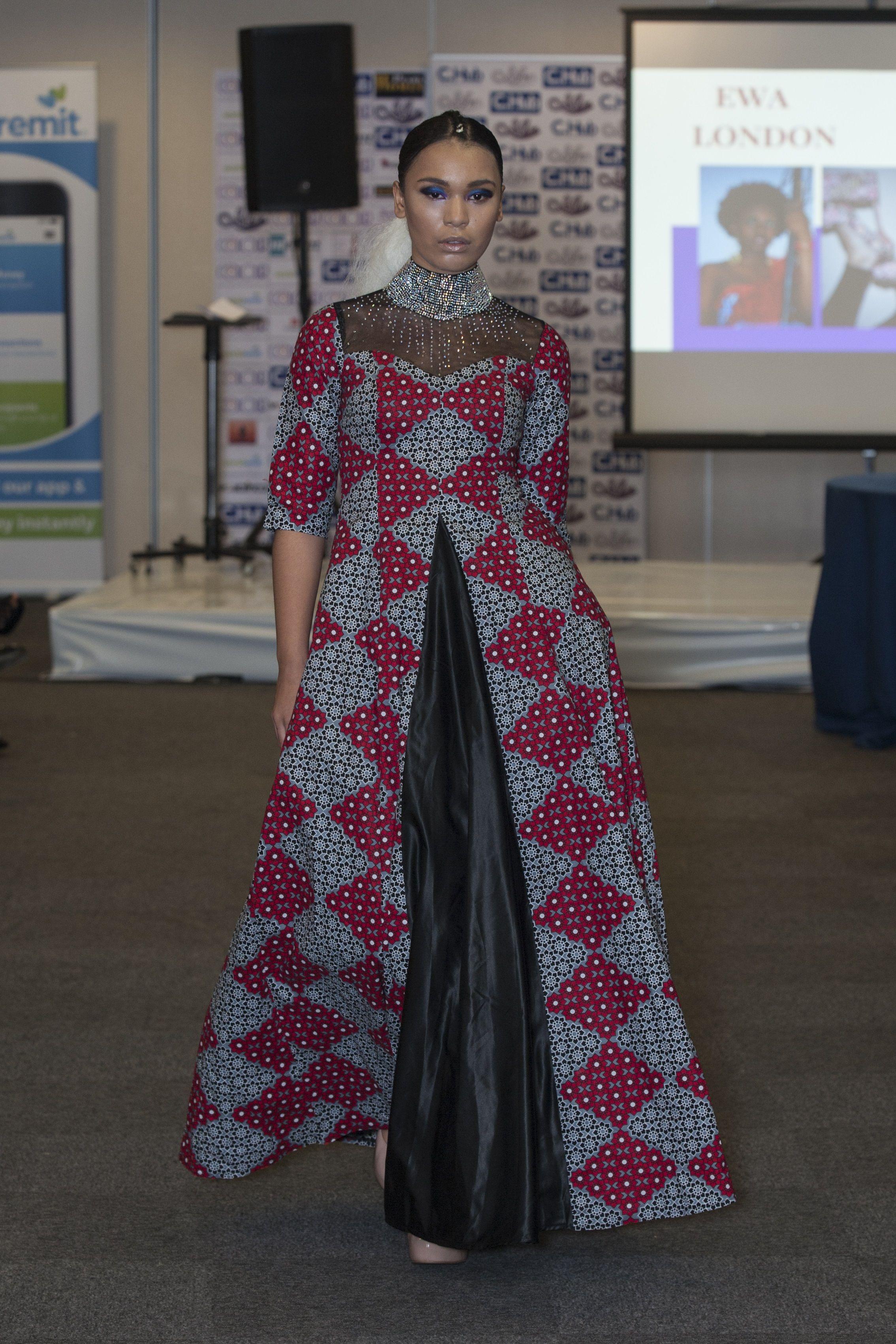 Nigerian wedding african print couturedress asoebi ankara styles