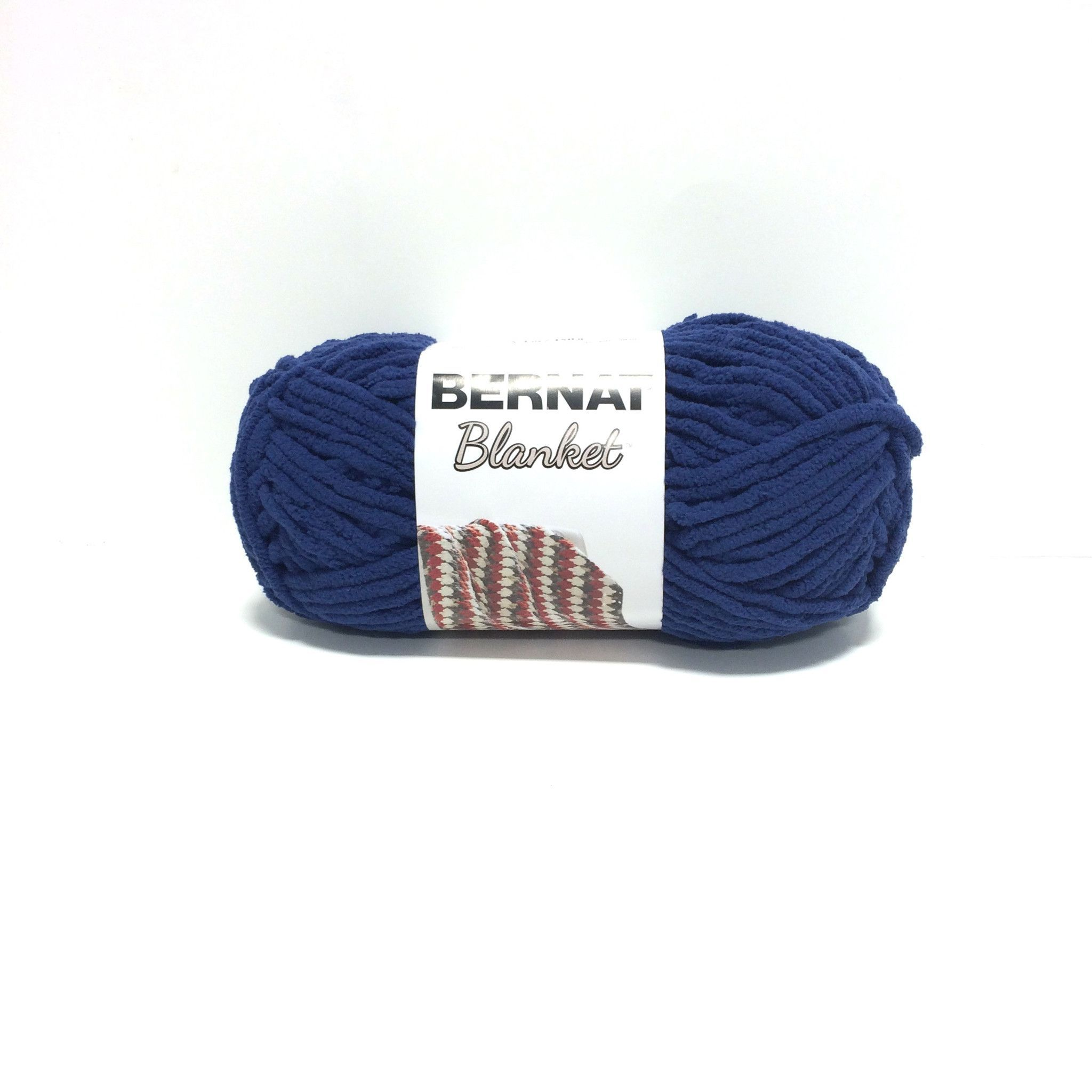 Bernat Blanket Yarn Navy 150 Skein | Products | Pinterest
