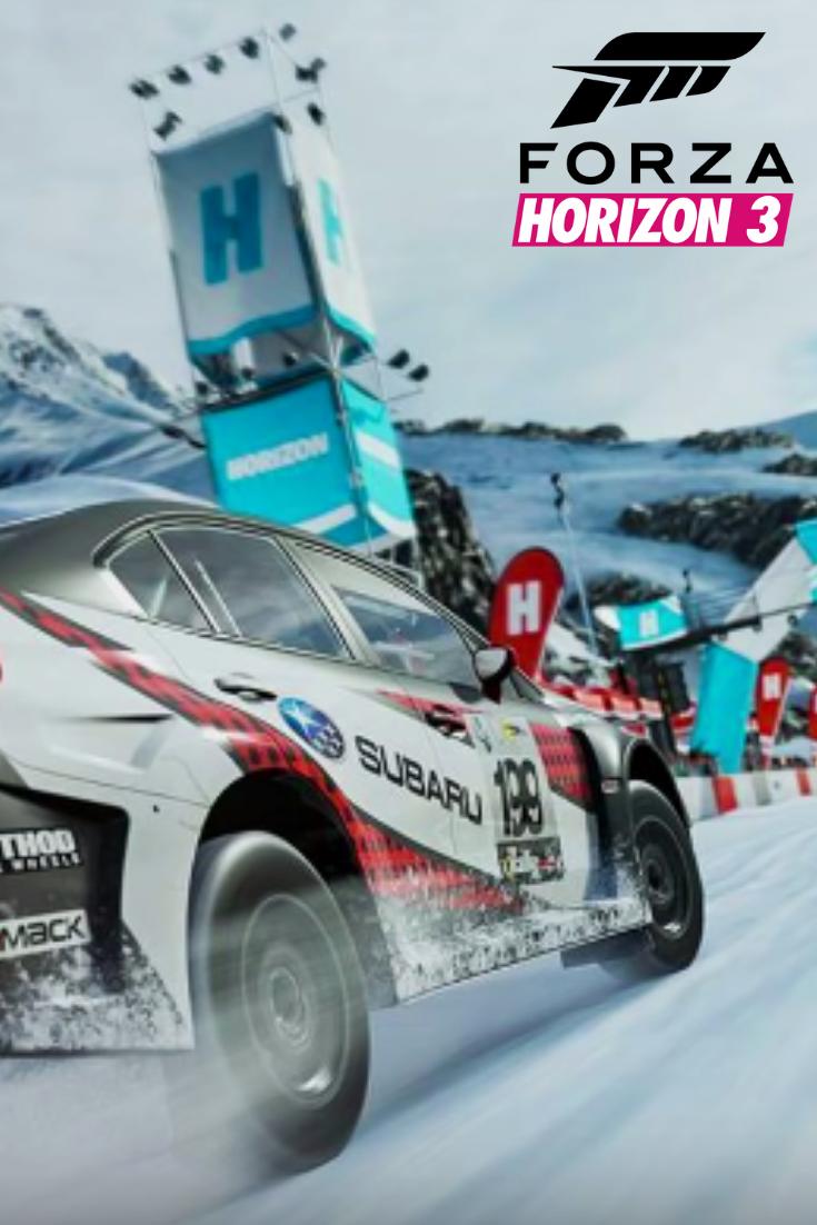 Forza Horizon 3 is an open world racing video game