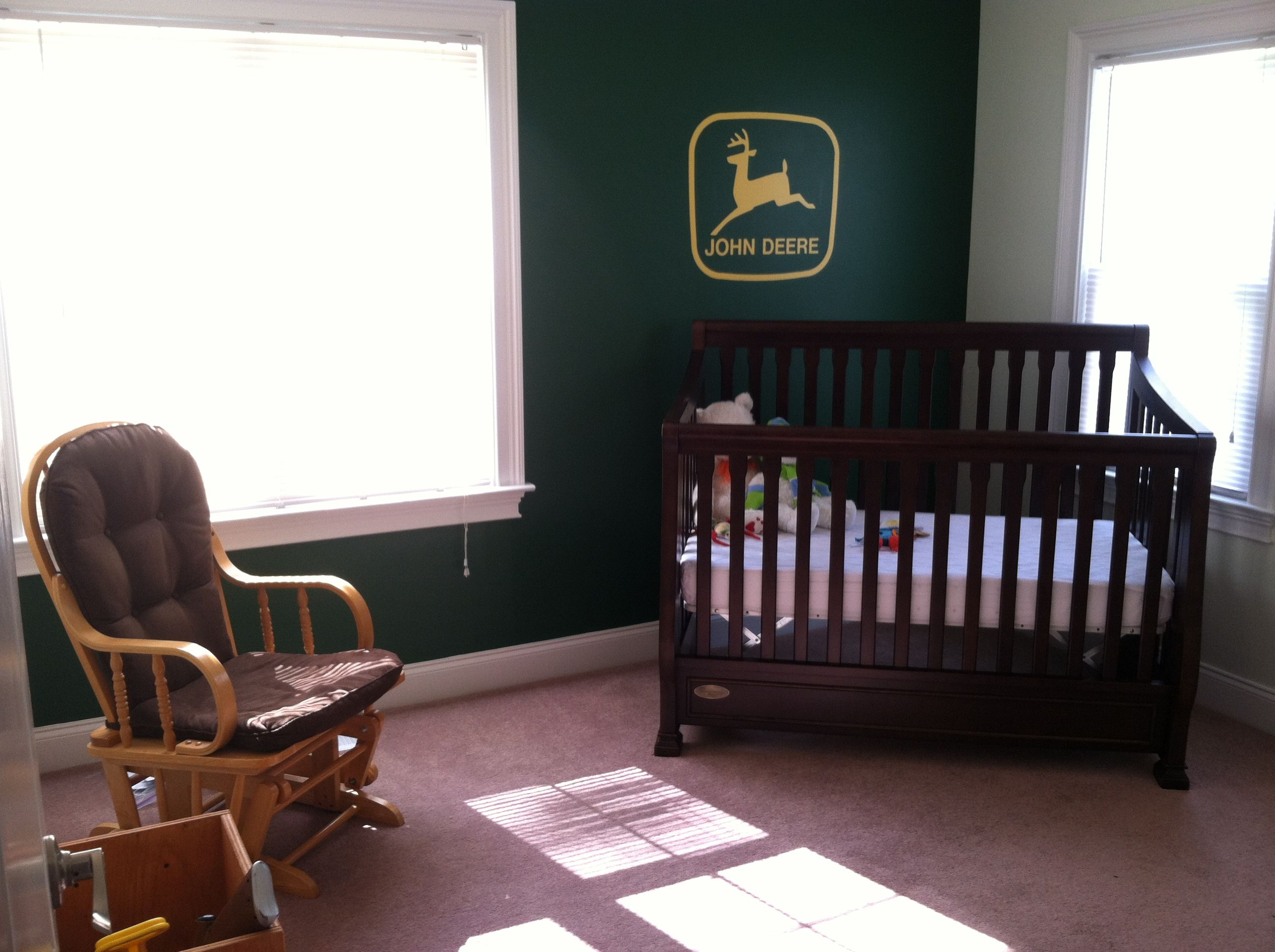 Baby Boy S John Deere Room I Love This