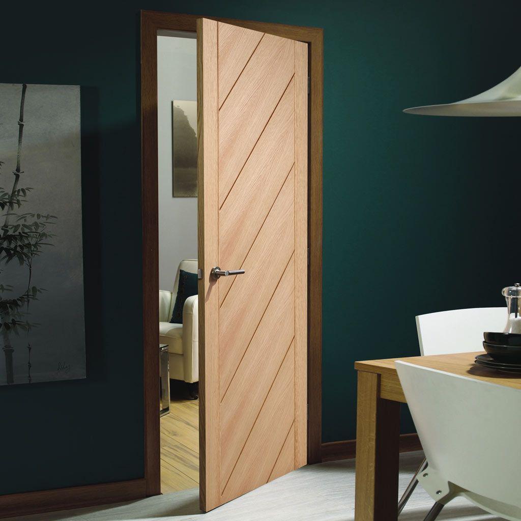 Fd30 Fire Pair Monza Oak Door Pair 30 Minute Rated Bathroom Doors Wooden Doors Oak Fire Doors