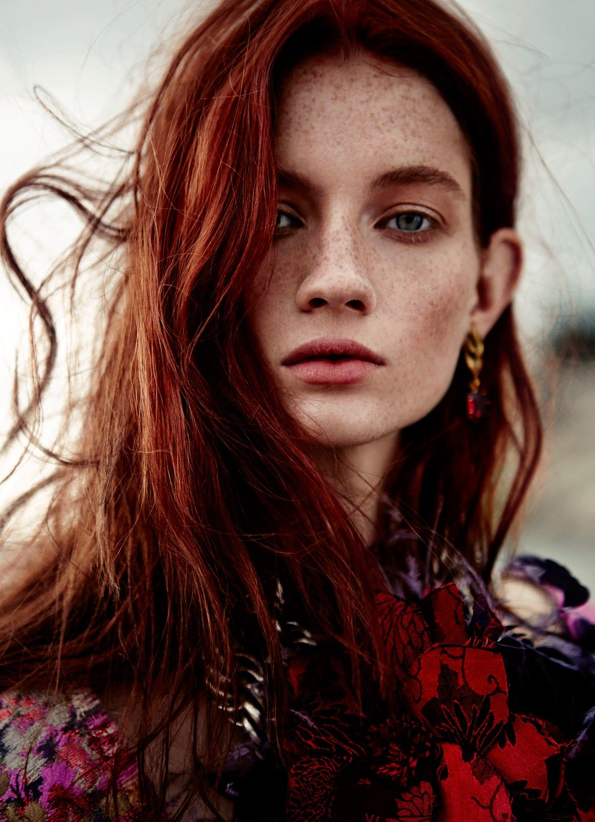 Best 25+ Red hair model ideas on Pinterest | Red heads ...