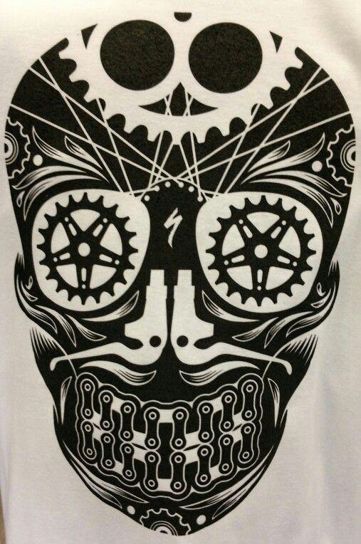 Bicycle T Shirt Design Ideas