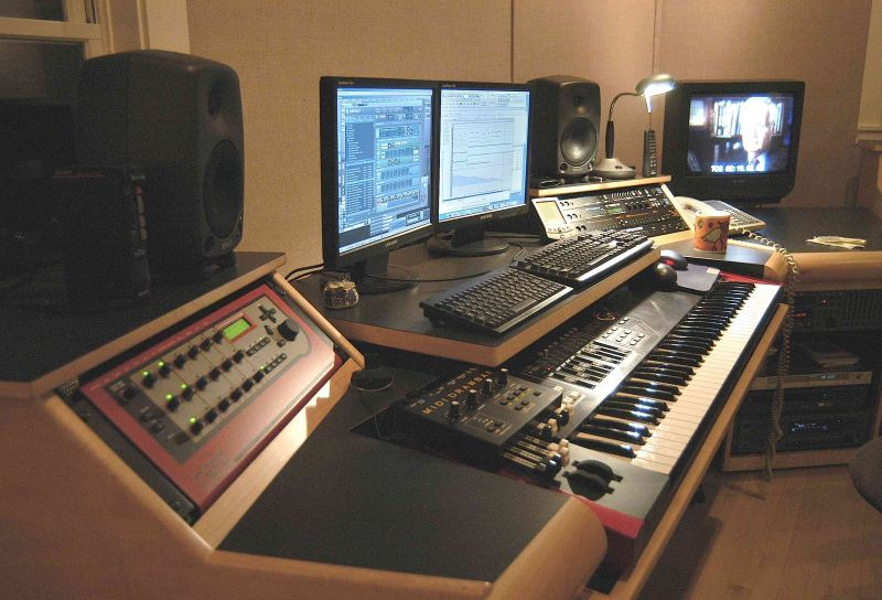 Etonnant Sound Construction U0026 Supply Custom Recording Studio Furniture Is Based On  Design Variations Of Our Production Studio Desks, Studio Racks, And IsoBox™.