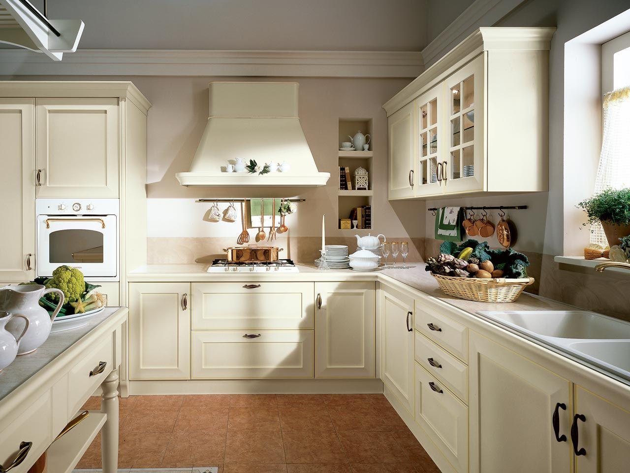 VELIA Laccata Cucina Lube Classica in 2020 Kuchen