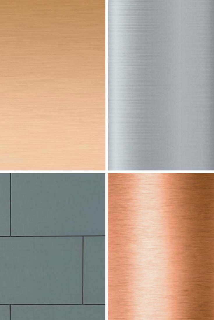 Architectural Metals Weathering Steel Metal Facade Facade Cladding