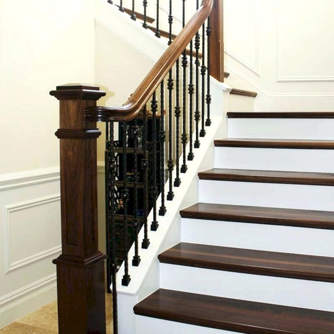 15 Gorgeous Staircase Remodel Ideas For Your Home Inspiration