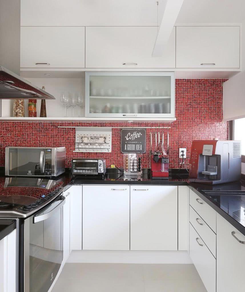 Revestimentos Para Cozinhas 90 Modelos Projetos E Fotos Ideia
