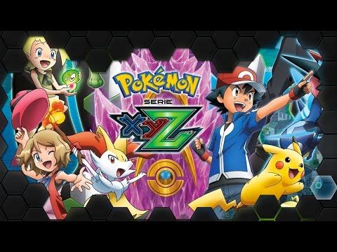 Pokemon Xyz Every Episodes All League Battle Till Ash Come To Sun And M Ýケモン