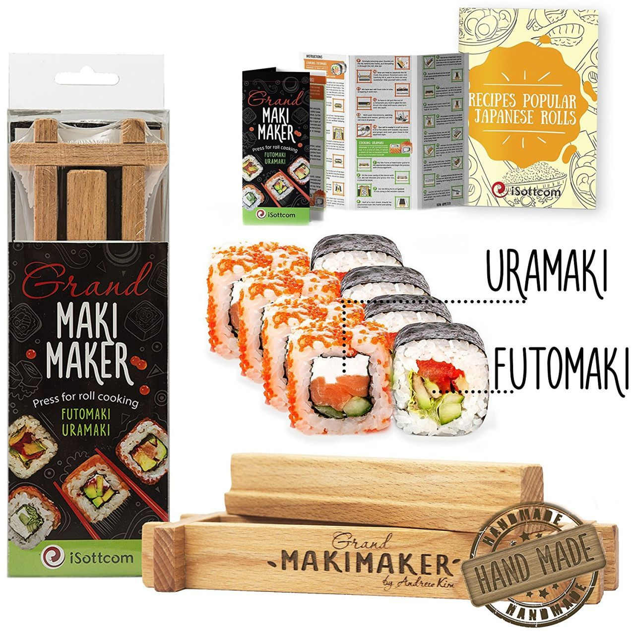 7 Sushi Makers And Kits For When That Maki Craving Hits Sushi