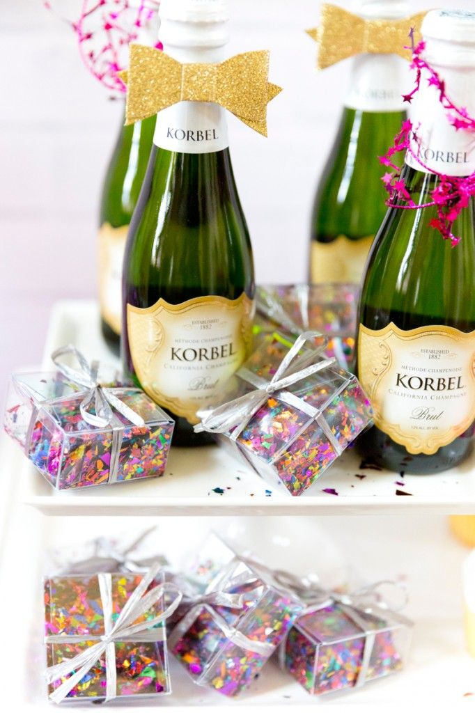 Host a Glam New Year's Eve Bash   Party favors for adults ...