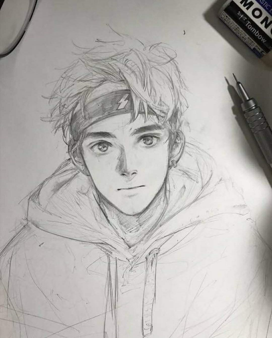Pin by Ellaries on Rascunhos in 2020 Anime drawings
