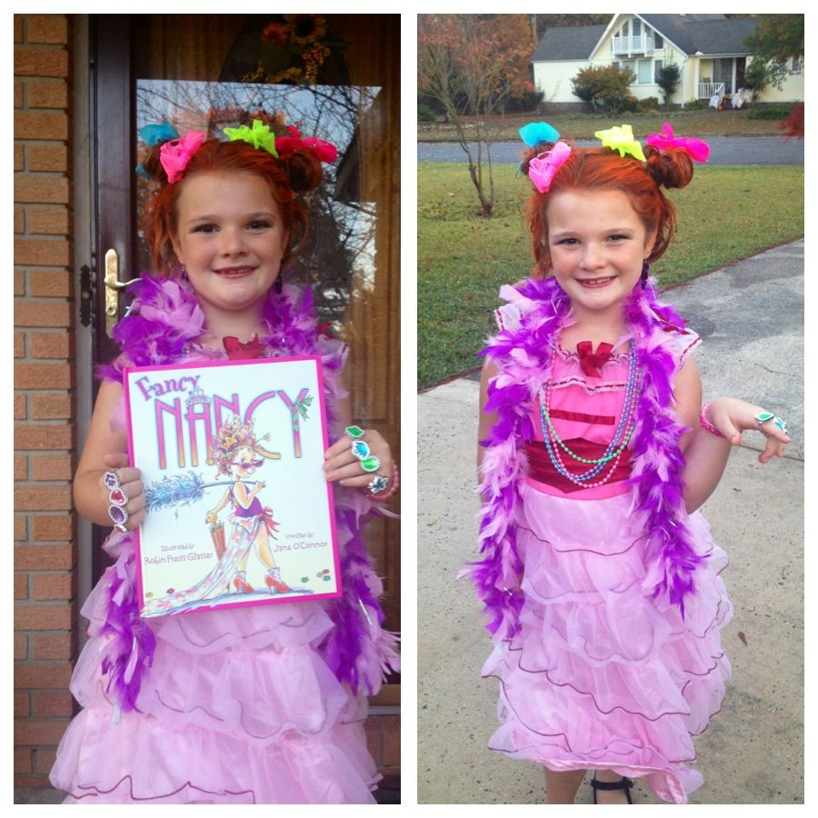 My baby as fancy nancy on book character day 11 1 13 being a my baby as fancy nancy on book character day 11 1 13 solutioingenieria Gallery
