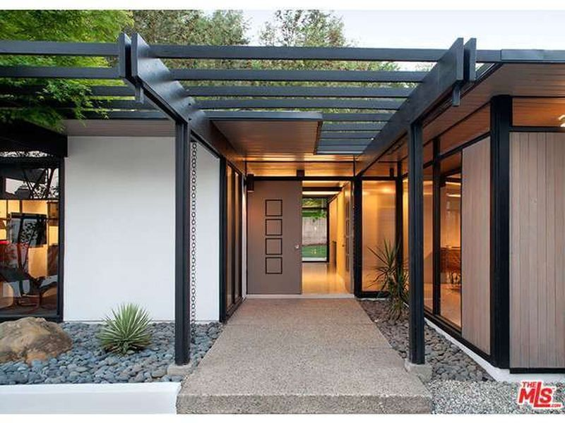 Best A Classic Midcentury Post And Beam In Sherman Oaks Flat 400 x 300