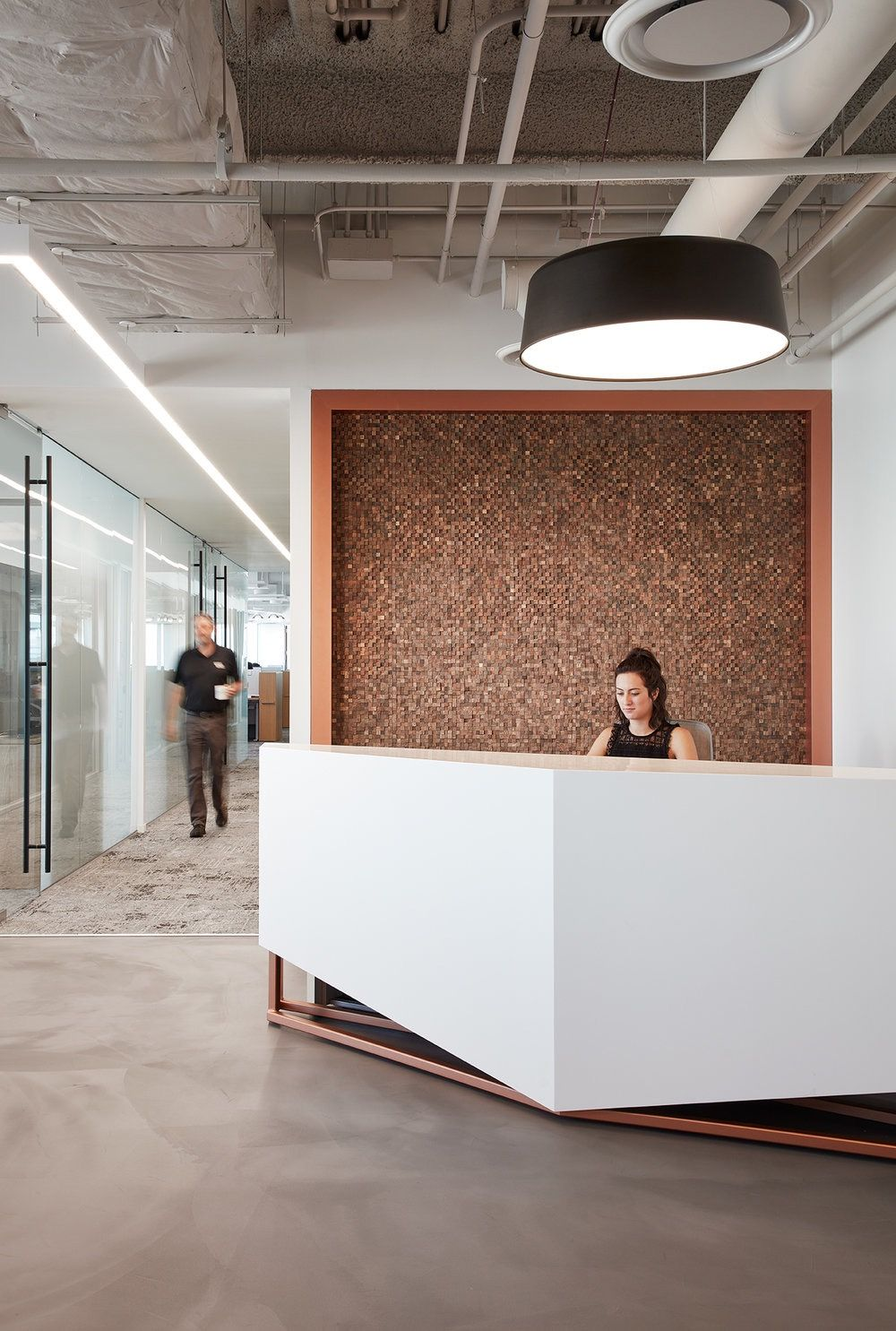 A Tour Of Camping World S Sleek New Chicago Office With Images